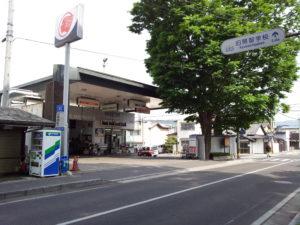 松本城北SS